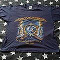 Gamma ray somewhere out in space tour 1997 t-shirt