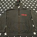 Isis Panopticon  zip up hoodie