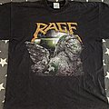 Rage - TShirt or Longsleeve - Rage end of all days world tour 1996