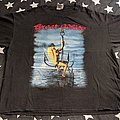 Great White - TShirt or Longsleeve - Great White hooked 1991