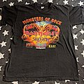 Iron Maiden - TShirt or Longsleeve - Iron maiden fear of the dark monsters of rock Donigton park 1992