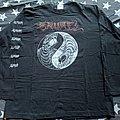Samael - TShirt or Longsleeve - Samael rebellion longsleeve shirt 1995