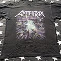 Anthrax we came for you all music of mass destruction world tour  TShirt or Longsleeve