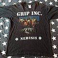 Grip inc nemesis japan tour 1997  TShirt or Longsleeve