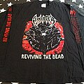 Sinister - TShirt or Longsleeve - Sinister reviving the dead longsleeve no mercy tour 2001
