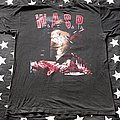Wasp chainsaw charlie murders in the rue morgue tour 1991 TShirt or Longsleeve