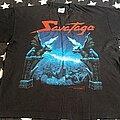 Savatage - TShirt or Longsleeve - Savatage dead winter dead 1995