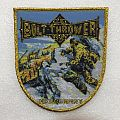 Bolt Thrower Patch & Pin