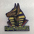 Iron Maiden Sepulture Patches