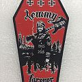 Lemmy Forever Coffin Patch