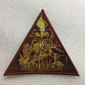 Sepultura - Patch - Arise Patch Brown Border