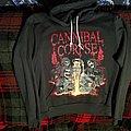 Cannibal Corpse - TShirt or Longsleeve - Cannibal Corpse Bottleg Hoodie 2019 Decibel Tour