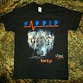 "Vardis - TShirt or Longsleeve - T-shirt Vardis ""Red Eye"" + patch"