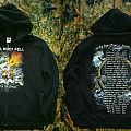 "Hoodie Axel Rudi Pell ""Into The Storm - Tour 2014"""