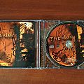 "CD Therion ""Vovin"" + autographs"