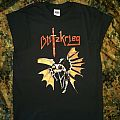 "T-shirt Blitzkrieg ""A Time Of Changes"""