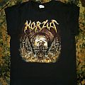 "Korzus - TShirt or Longsleeve - T-shirt Korzus ""Discipline Of Hate"""