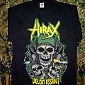 "Hirax - TShirt or Longsleeve - T-shirt Hirax ""Violent Assault"""