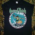 "Sacred Reich - TShirt or Longsleeve - T-shirt Sacred Reich ""Surf Nicaragua"""
