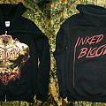 """Obituary - Hooded Top - Hoodie Obituary """"Inked In Blood"""""""