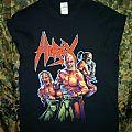 """Hirax - TShirt or Longsleeve - T-shirt Hirax """"El Rostro De La Muerte"""""""