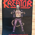 Kreator Terrible Certainty Backpatch for S*A*L*E!