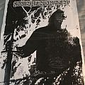 Satanic Warmaster - Fimbulwinter Signed Poster Other Collectable