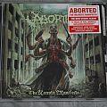 Aborted - Tape / Vinyl / CD / Recording etc - Aborted - The Necrotic Manifesto (CD)