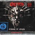 Kreator - Tape / Vinyl / CD / Recording etc - Kreator - Hordes Of Chaos (CD Digipack)