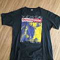 Queensryche - Operation Mindcrime Tourshirt 1989 II