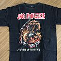 Jag Panzer - TShirt or Longsleeve - Jag Panzer - The Age of Mastery Tourshirt