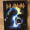 Def Leppard - Patch - Def Leppard Hysteria Backpatch