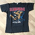 Scorpions - Love at first sting Tourshirt