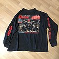 Saxon - Unleash the Beast Tour Longsleeve TShirt or Longsleeve