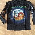 Gamma Ray - Insanity and Genius Tour Longsleeve TShirt or Longsleeve