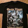 Grave Digger - Ballads Of A Hangman Tourshirt