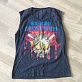 Black Sabbath - Headless Cross Tour Sleeveless TShirt or Longsleeve