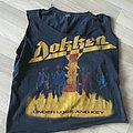 Dokken - Under Lock and Key Tour Shirt