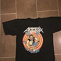 Anthrax - State of Euphoria Tourshirt 1