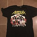 Anthrax - State of Euphoria Tourshirt 2