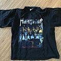 Manowar - Fighting the World T-Shirt