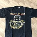 Grave Digger - TShirt or Longsleeve - Grave Digger - Knights of the Cross T-Shirt