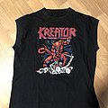 Kreator - Pleasure to Kill Bootleg Tank Top