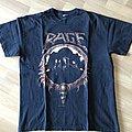 Rage - Black in Mind Band Shirt