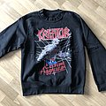 Kreator - TShirt or Longsleeve - Kreator - Extreme Aggression Tour Sweater 1989