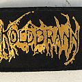 Koldbrann - Patch - Koldbrann Gold Patch