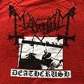 The True Mayhem - TShirt or Longsleeve - Mayhem deathcrush