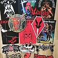 Venom - Patch - Back patches
