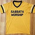 "Black Sabbath - TShirt or Longsleeve - ""Sabbath worship"" t-shirt"