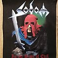 Sodom - Patch - Back patches